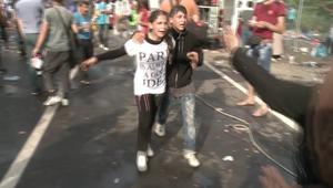 لحظات ألم عاشها السوريون خلال رحلتهم نحو أوروبا