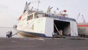 بالفيديو.. ميناء طرابلس اللبناني مركز انطلاق السوريين لتركيا ومنها لأوروبا