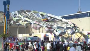 هكذا تبدو أجواء عيد الأضحى في دمشق