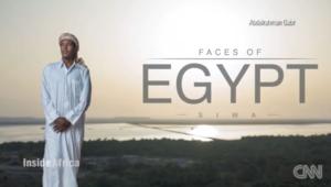 بالفيديو.. وجوه مصر المتعددة عبر عدسة أحد الفنانين المصريين