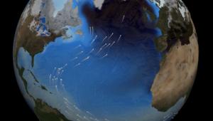 """مع ازدياد الحرارة في العالم كله.. هذه المنطقة تحطم الأرقام القياسية """"للأجواء الباردة"""""""