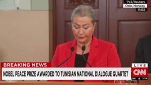 اللجنة الرباعية للحوار الوطني في تونس تفوز بجائزة نوبل للسلام