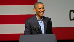 باراك أوباما يوجه بعض النصائح لزوج كيم كاردشيان.. شاهد ماذا قال له؟