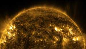 شاهد.. ناسا تنشر مقاطع فيديو عالية الدقة للشمس