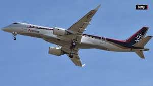بالفيديو.. أول طائرة نفاثة يابانية منذ خمسين عاماً
