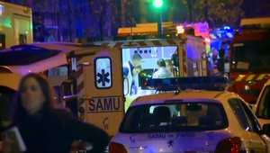 بالفيديو.. الشرطة الفرنسية تقتحم مسرح باتاكلان.. ومقتل أكثر من 100 رهينة