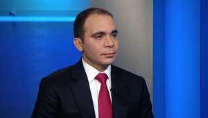 علي بن الحسين: كرة القدم أداة لتوحيد العالم بوجه الإرهاب