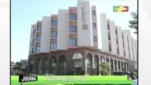 المشاهد الأولية لعملية احتجاز الرهائن بفندق في مالي