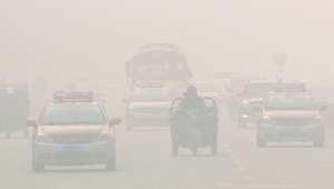 بالفيديو.. مدينة باودينغ الأكثر تلوثا في الصين