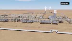 قريبا.. الطاقة الشمسية ستستبدل الغاز الطبيعي في تشغيل حقول النفط بالشرق الأوسط