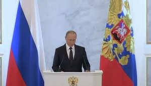 شاهد.. الرئيس الروسي يعتقد أن الله يعاقب حكام تركيا