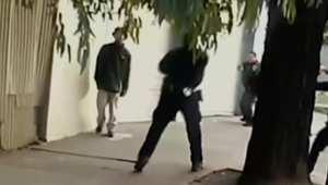 بالفيديو..احتجاجات ضد شرطة سان فرانسيسكو بعد مقتل مسلح حاول مهاجمة شرطي