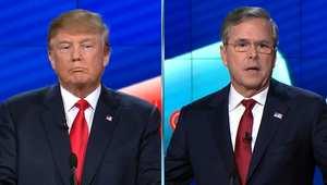 صدام بين بوش وترامب حول حظر دخول المسلمين