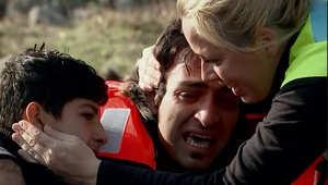 والد الطفل آلان الكردي في رسالة تهنئة بعيد الميلاد: نسألكم التعاطف مع شركائكم في الإنسانية