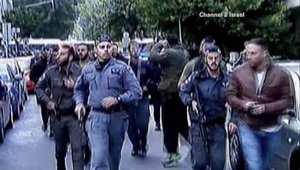 بالفيديو: الشرطة الإسرائيلية تنتشر في تل أبيب بعد مقتل شخصين في إطلاق نار قرب حانة