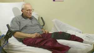 شاهد كيف ثابر رجل مسن ليبقى على قيد الحياة بعد 16 ساعة من المعاناة في حفرة عميقة