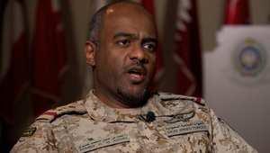 بالفيديو.. أحمد عسيري لـCNN: صالح يعمل مع القاعدة.. وسندخل صنعاء في الوقت المناسب