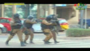 شاهد: القوات الخاصة تقتل المهاجم الرابع في بوركينا فاسو