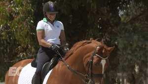 بالفيديو: جوان فورموسا تتخطى تحدياتها الجسدية