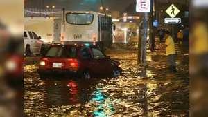 بالفيديو: أمطار غزيرة تسبب الفيضانات للمرة الثانية في الإكوادور