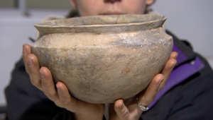 شاهد.. تنقيب موقع أثري يؤدي لاكتشاف منزل عمره 3000 سنة