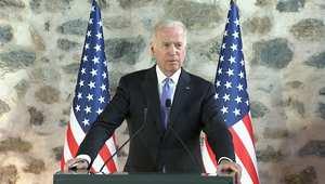 """نائب الرئيس الأمريكي: مستعدون لحل عسكري في سوريا إذا تعثر الحل السياسي من أجل القضاء على """"داعش"""""""