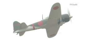 """مقاتلة """"زيرو"""" تحلق لأول مرة فوق اليابان منذ الحرب العالمية الثانية"""