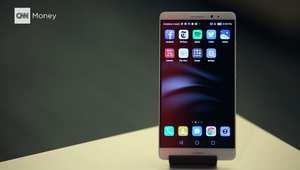 """الصين تغزو الأسواق الأمريكية بهاتفها الذكي الجديد """"هواوي Mate 8"""" المنافس لـ """"آيفون 6S بلس"""""""