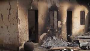 بالفيديو: بوكو حرام تحرق بلدة بأكملها وتقتل 46 شخصاً في نيجيريا