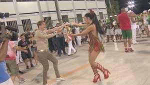 بالفيديو: اقبال قياسي على كرنفال البرازيل السنوي