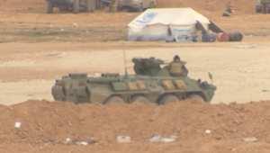 بالفيديو: كاميرا CNN في الصفوف الأولى من معركة الجيش السوري مع داعش