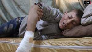 بالفيديو: كاميرا CNN تدخل لتعاين ركام المشفى السوري المقصوف