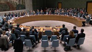 مجلس الأمن يقر مشروع قرار ضد الاستيطان الإسرائيلي بموافقة 14 عضوا.. وأمريكا تمتنع عن التصويت