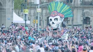 مهرجان للأموات وطعام
