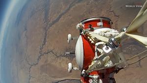 هذه المناطيد قد تأخذك إلى حافة الفضاء في 2018!