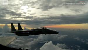 الجيش الأمريكي يحيل مقاتلة F15 الشهيرة إلى التقاعد