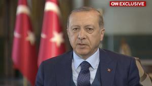 في أول مقابلة منذ نتائج الاستفتاء.. أردوغان لـCNN: التعديلات الدستورية لا تجعل مني ديكتاتوراً