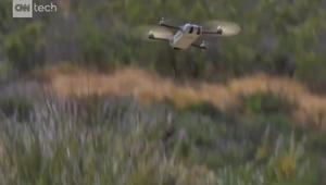 شاهد.. طائرة بدون طيار بحجم العصفور يصعب رصدها