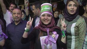 """الانتخابات الإيرانية.. هل يظل """"المعتدل"""" روحاني أم يفوز """"المتشدد"""" رئيسي؟"""
