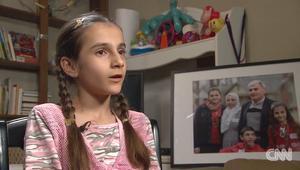 طفلة تروي رحلة الهروب من سوريا بحثاً عن الأمل
