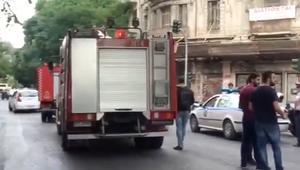 إصابة باباديموس إثر انفجار مظروف مفخخ