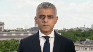 صادق خان لشبكتنا: لندن هي المدينة الأكثر أماناً في العالم.. ولن نرفع درجة التأهب الأمني