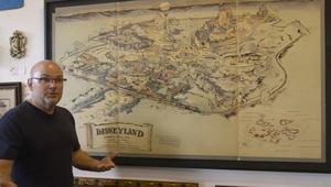 شاهد.. أول خريطة رُسمت لمدينة