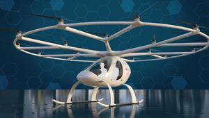 دبي تعلن عن تغيير تصميم مركبة التاكسي الجوية
