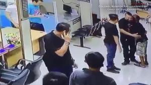 COLONEL KUMPON RATTANAPRATEEP CHIEF OF HUA KWANG POLICE