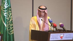 الجبير: نرفض محاولة قطر تسييس الحج.. ونرحب بكل مسلم من أي مكان