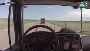 كولورادو بدأت بالاستثمار بشاحنات ذاتية القيادة لحماية عمالها