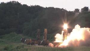 شاهد.. رسالة كوريا الجنوبية النارية إلى كيم جونغ أون