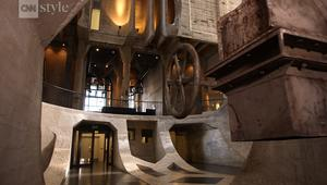 شاهد.. صومعة حبوب تتحول إلى متحف مذهل