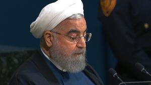 روحاني: على أمريكا شرح أسباب نشرها الإرهاب والتطرف في المنطقة